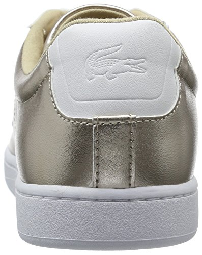 Carnaby Casual Lacoste Metallic 6 Shoe dqwg4Ew