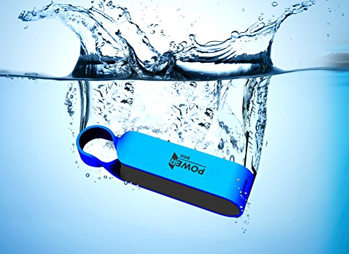 power Brik moveable Charger power Bank For Samsung Android iPhone Cell phones iPads iPods Tablets Waterproof 2600 mAh Capacity moveable power Banks