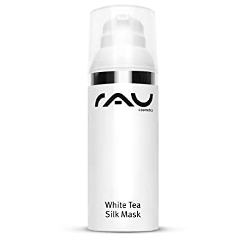 Rau White Tea Silk Mask 1 X 50 Ml Beruhigende Regenerierende