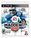 Madden NFL 25 Sony Playstation 3 PS3 Game UK PAL