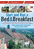 img - for Start and Run a Bed and Breakfast: All You Need to Know to Make Money from Your Dream Property (How to Books: Small Business Start-Ups) book / textbook / text book