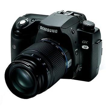 Amazon.com : Samsung GX-10 10.2MP Digital SLR Camera with 18-55mm ...