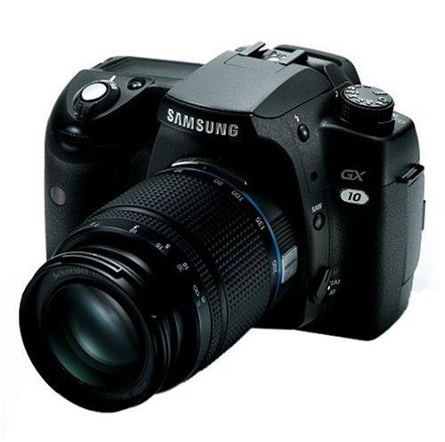 Samsung GX-10 10.2MP Digital SLR Camera with 18-55mm Schneider D-XENON Lens