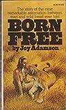 Born Free, Joy Adamson, 0394712633