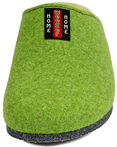 Biopantoffel amp; Lind Bio Filzclogs Filzsohle ABS Fußbett Fqx1WRvwO