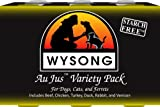 Wysong Au Jus Dog and Cat Variety Pack, My Pet Supplies