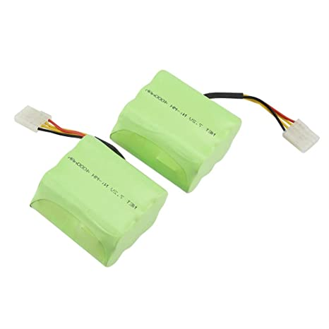Fditt Batería Neato Reemplazable 7.2V 4.0AH NI-MH XV-11 XV-