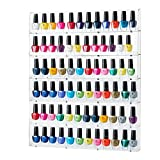 Saganizer Nail Polish Organizer Rack Holds up to 102 Bottles