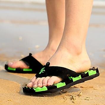 356bc7e5a8a xing lin Sandalias De Hombre Nuevo Verano Flip-Flops Hombres Chanclas De Playa  Playa Zapatillas