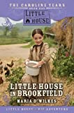Front cover for the book Little House in Brookfield by Maria D. Wilkes