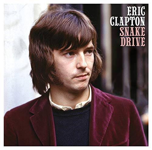 Album Art for Snake Drive by Eric / Page, Jimmy Clapton