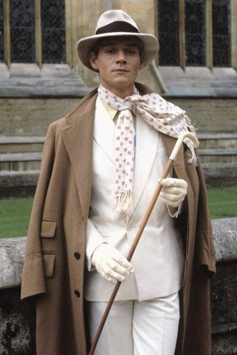 Poster from Brideshead 1981 TV series for costume page