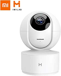 Mijia Security Camera WiFi IP Camera Baby Monitor 1080P HD 24 Hour Emergency Response, Auto Cruise, Motion Track, Night Vision, iOS/Android App Available