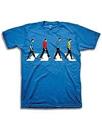 "Star Trek ""Abbey Rd Walk"" T-shirt (Large)"