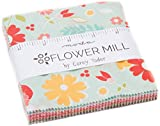 quilt charm packs - Flower Mill Charm Pack by Corey Yoder; 42-5