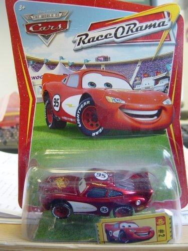 The World Of Cars Race 'O Rama - Radiator Springs Lightning (Race O-rama Radiator Springs)