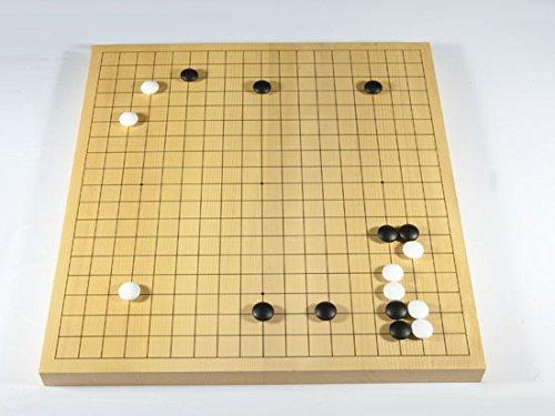 Go-Spiel: Go-Brett Shinkaya, 30mm, 19x19 (2. Wahl)