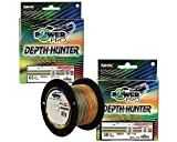 Power Pro Depth-Hunter Metered 1500Ft (30lb 1500ft)