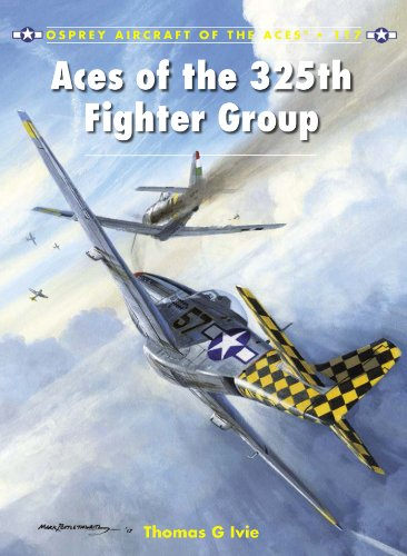 Aces of the 325th Fighter Group (Aircraft of the Aces Book - Air 325