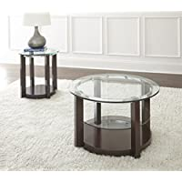 Steve Silver Co Cerchio End Table