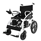 Best Electric Wheelchairs - FASHION Electric Wheelchair Foldable Lightweight Electric Power Wheelchairs Review