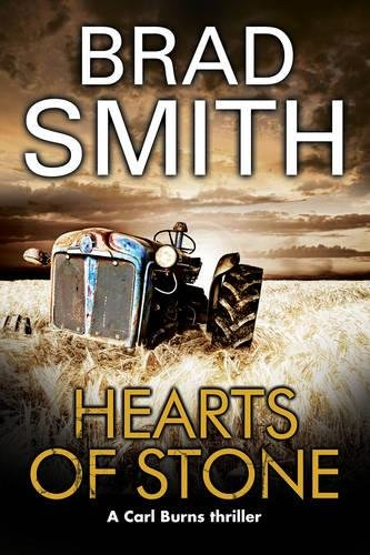 Hearts of Stone: Canadian Noir (A Carl Burns Thriller)