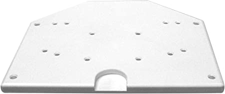Magma Products Mount, Universal Pedestal Adaptor, (DM) Grill , White