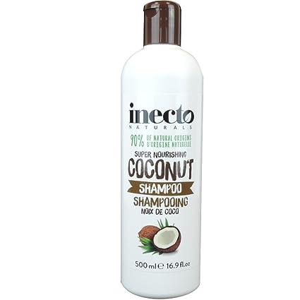 Inecto Naturals Shampoo Coco - 500 ml