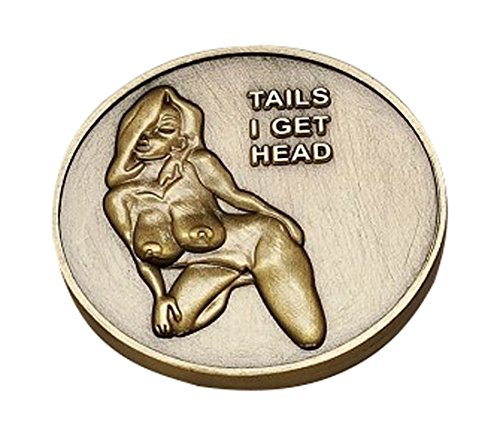 Military Collection Head and Tails Collectible Coin