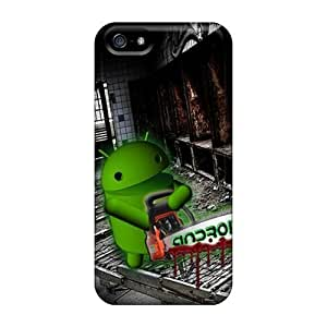 High Quality Driod Horror For Iphone 6 Plus 5.5 Phone Case Cover Perfect Case