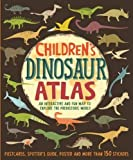 Children's Dinosaur Atlas: An interactive and fun way to explore the prehistoric world