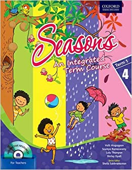 Buy Seasons Class 4 Term 1: Primary Book Online at Low Prices in