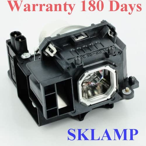Sklamp NP16LP Replacement Lamp with Housing for NEC M260WS M300XS M311W M350X M361X NP-P350X Projectors
