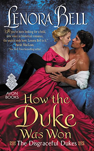book cover of How the Duke Was Won