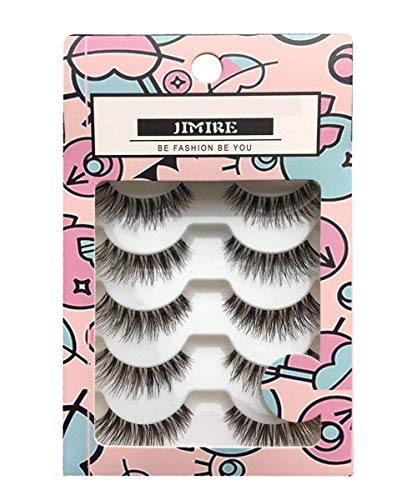 HELLO BEAUTY Multipack Wispies Eyelashes