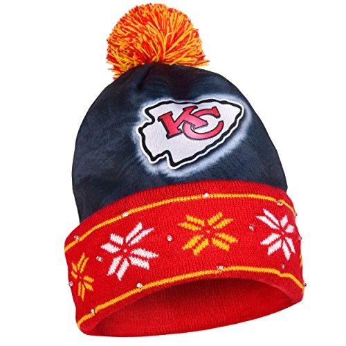 NFL Kansas City Chiefs Light Up Knit Hat