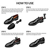 Plastic Shoe Trees for Men 10 Pairs - Men Shoe