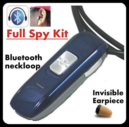 Bluetooth Neckloop Invisible Batteries Sensitive product image