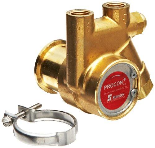 Procon 111A035F11CA Brass Rotary Vane