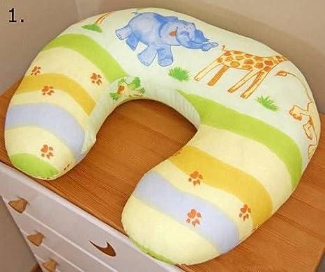 Almohada para dar el pecho (48 x 58 x 20 cm) diseño 1 ...