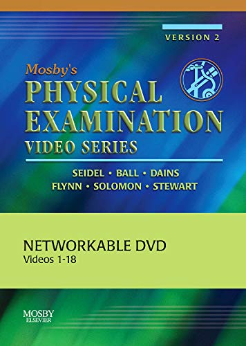 Read Online Mosby's Physical Examination Video Series: Set of 18 DVDs (Networkable Version) ebook