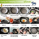 yodo Anodized Aluminum Camping Cookware Set