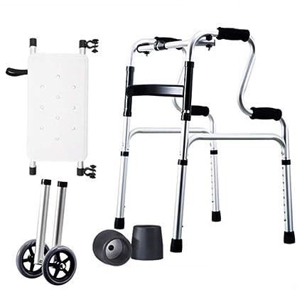 YANHX Andador | Ayuda De Walker, Andador Ligero De Aluminio ...