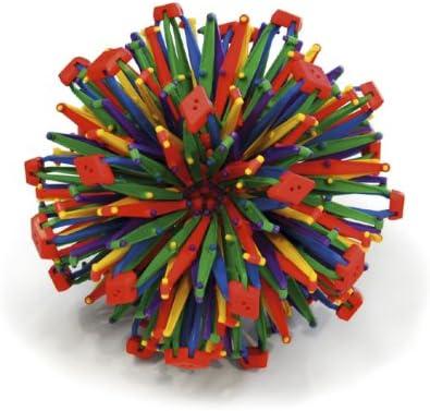 Hoberman CRE-04451 - Pelota articulada expandible, Multicolor ...