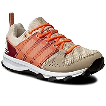 official photos 0c3f3 0441a adidas Damen Galaxy Trail W Laufschuhe, Rot (LinoBlatizNarsen),