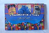 LEANIN' TREE 20 PACK ART OF LAUREL BURCH DESIGN BIRTHDAY & GREETING CARDS ASSORTMENT CELEBRATION OF CATS MADE in USA
