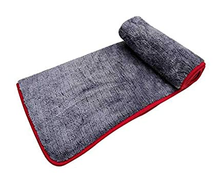 KOBWA Paño de Limpieza de Microfibra, Toallas de Microfibra, Toallas absorbentes Gruesas Toallas de