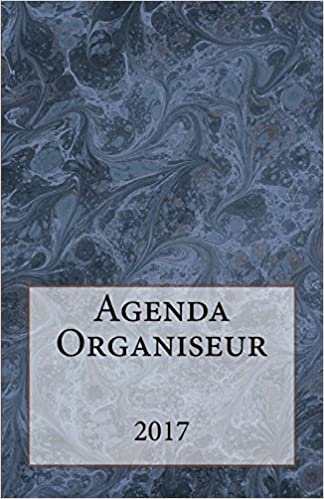 Agenda organiseur 2017: Mon agenda organiseur façon bullet ...