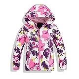 Jingle Bongala Girl's Boy's Winter Padded Coat Mountain Waterproof Ski Jacket Windproof Rain Jacket