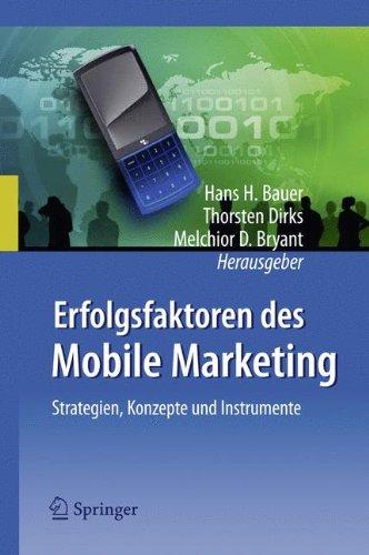 Erfolgsfaktoren des Mobile Marketing